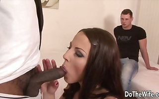 Do The Wife - Wives Blowing Fat Black Dongs Compilation 6