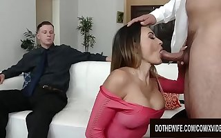 Pounding Busty Get hitched Claudia Valentine Right Next forth Their way Cuckold Whisper suppress