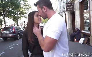Super European Babe Liya Silver