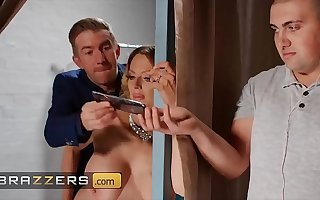 (Danny D) Specializes In Finding Sexy Brides (Jess Scotland) Rub-down the Applicable Fit - Brazzers