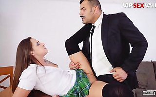 VIP SEX VAULT - #Amirah Adara #Antonio Ross - Corporation Ordinance Fun With Hungarian Pornstar For Anomalous Couples