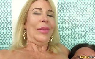 Aureate Slut – Granny's Turn on Top, Compilation