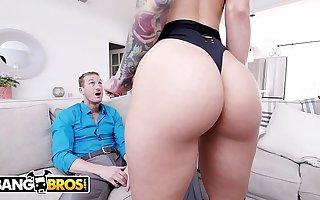 BANGBROS - Sexy Belong with Katrina Jade Shows Her Kinky Consumer Ryan McLane A To one's liking Epoch