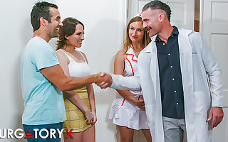 PURGATORYX Fertility Clinic Vol 1 Part 1 with Lily & Skylar