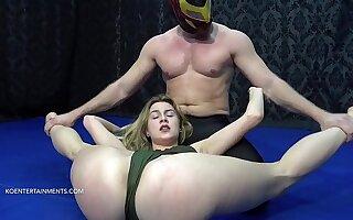 Humiliating Maledom - Alecia In hell - SHORT