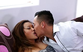 Asian Teen Alina Li Gets Will not hear of Pussy Drilled