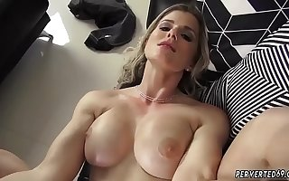 18 milf fucks hd increased by beauteous in nylons Cory Track in Revenge Primarily Your