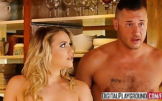 DigitalPlayground - Couples Attend to a enter Scene 5 Mia Malkova and Olive Glass and Danny Mountain and Ryan McLane