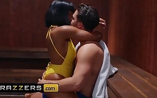 Real Wife Stories - (Desiree Dulce, Jenna Foxx, Seth Gamble) - Turning Up The Heat - Brazzers