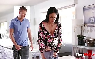 Foreign MOM Doesn't Approve Son's Girlfriend- Anissa Kate