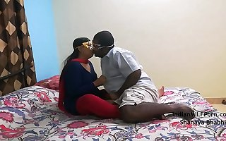 Indian Grown-up Bhabhi Shacking up The heavens In Her Bedroom