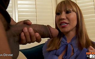 Be in charge milf Ava Devine gets ass fucked
